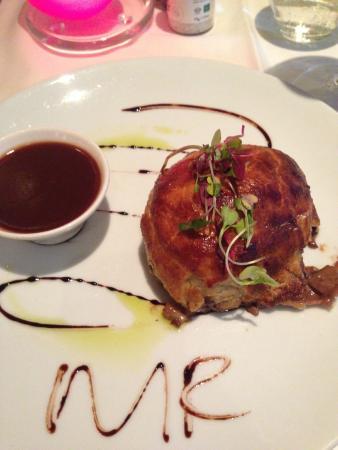 Cafe del Sol Classico: Beef Wellington