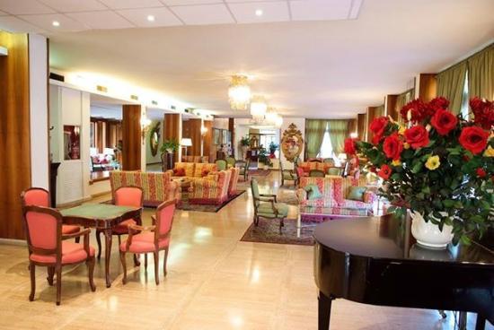 Grand Hotel Tamerici & Principe : Salone