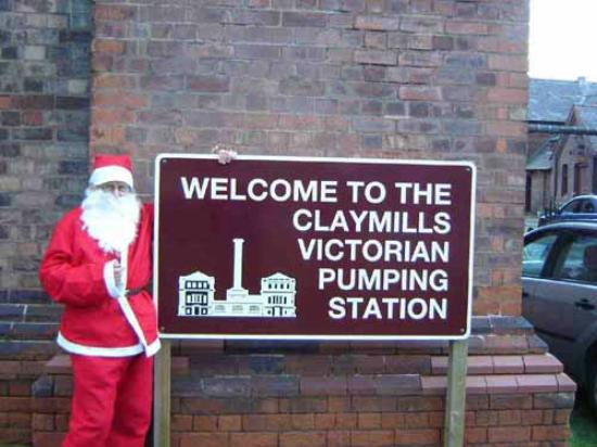 Claymills Victorian Pumping Station: A Merry Xmas to all our supporters - See you in 2015