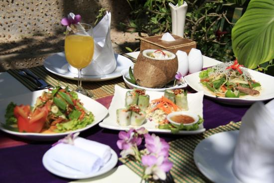 Boutique Cambo Hotel: food style