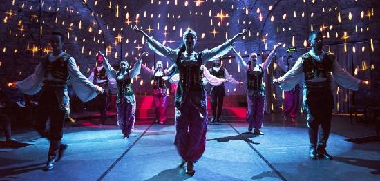 Hodjapasha Cultural Center : RHYTHM OF THE DANCE