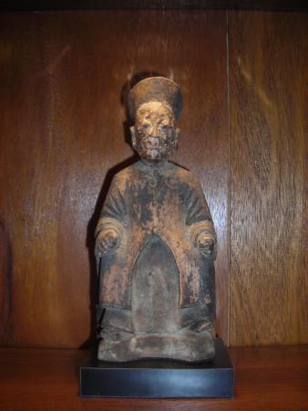 Gallery Asiama: Statuette Chine 19ème