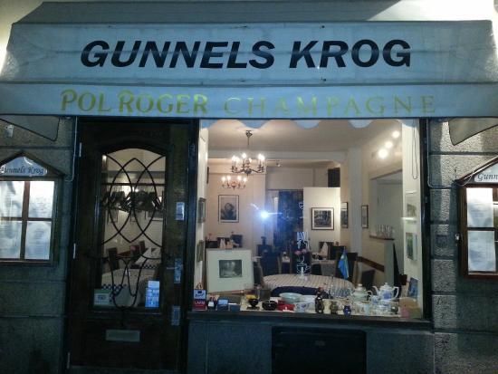 L 39 esterno del ristorante picture of gunnels krog for L esterno del ristorante sinonimo