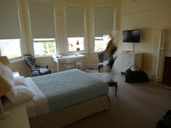Admiral Collingwood Lodge: chambre