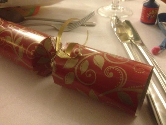 Hotel Buckerell Lodge: Christmas Cracker
