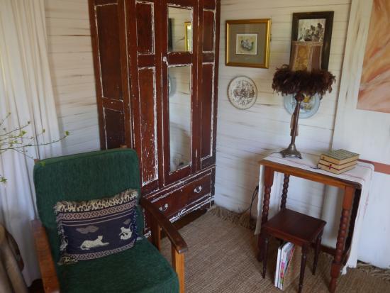 Die Gat Guest House: Interior cabin