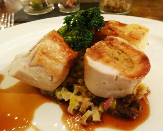 The Eastbury Hotel: chicken_taster menu