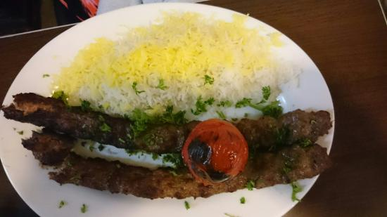 Shiraz Authentic Persian Restaurant: Shish kebab