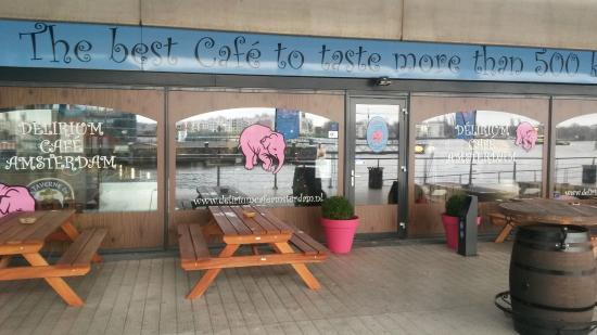 Delirium Cafe Amsterdam