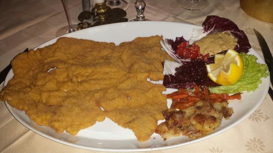 Risultati immagini per wiener schnitzel