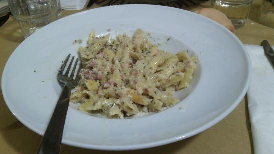 Antica Osteria da Cencio: Ottimi...