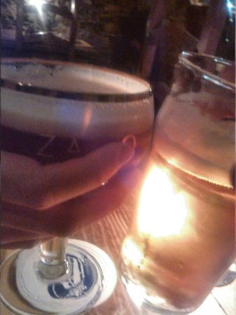 La Taverna del Metallo: Brindisi