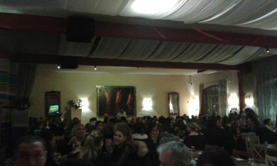 Cactus Juice Cafe' Como: La sala