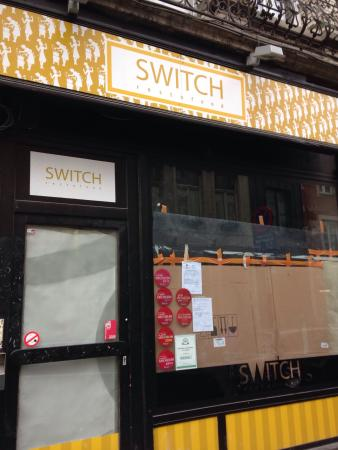 switch restofood: CLOSED NOW (December 2014)
