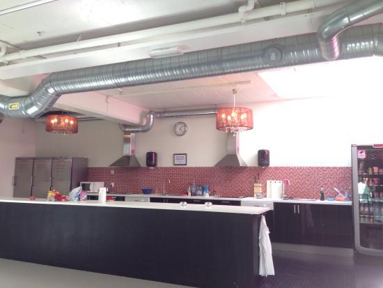 Stockholm Hostel: La cucina dell'ostello