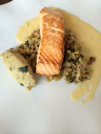 LA GRILLANDINE : Le poisson du marché