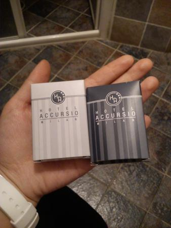 Hotel Accursio: Some things