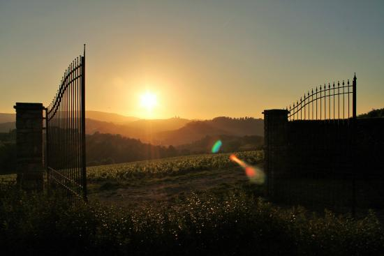 Country House Croce di Bibbiano: The Gate to Heaven