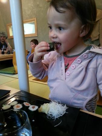Restaurant IIDA-YA: initiation !