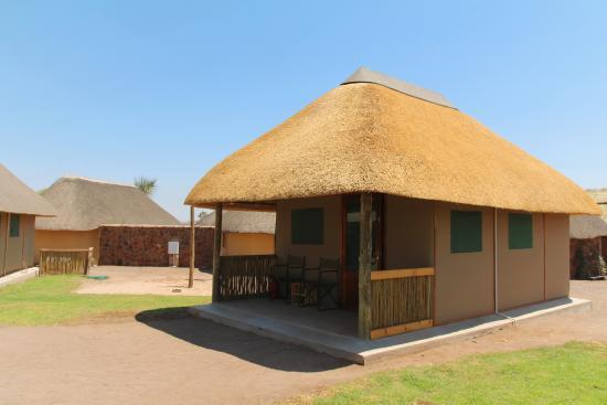 Palmwag Lodge: Le bungalow