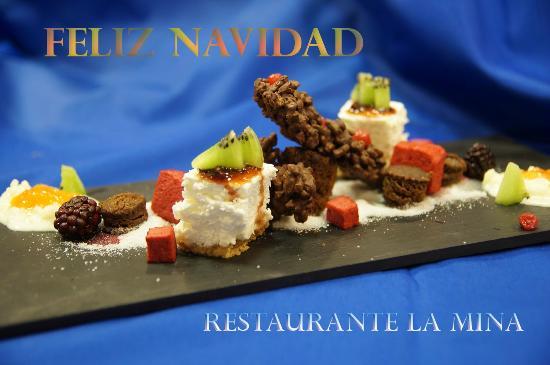 Restaurante La Mina: selección de nuestros postres