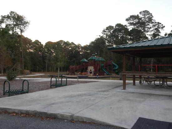 Fleming Island, Floryda: The park