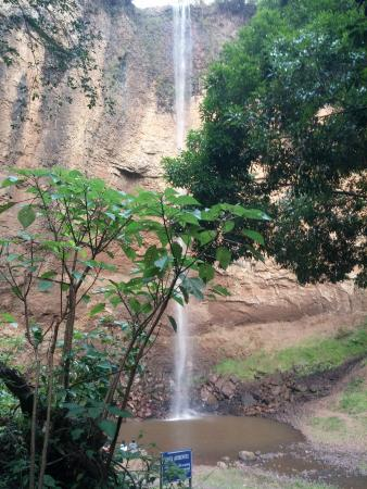 Cachoeira Saltão: linda