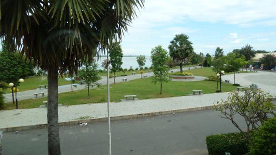 Imperial Garden Villa & Hotel: View