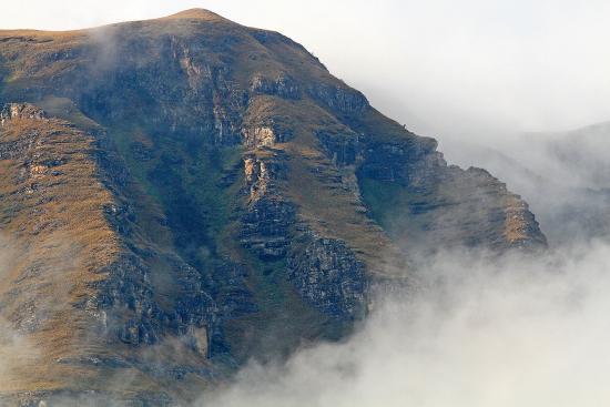 Kamberg Nature Reserve: Höga toppar i Drakensbergen