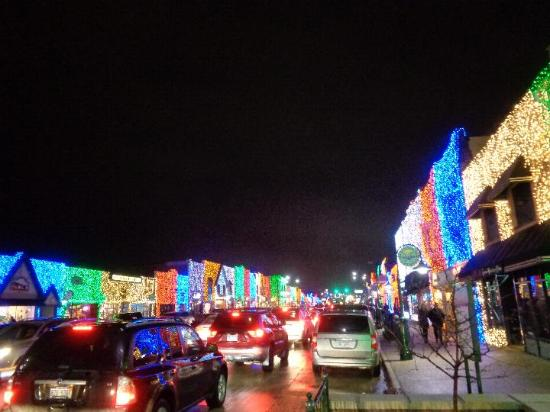 The Village Of Rochester Hills: And More Lights