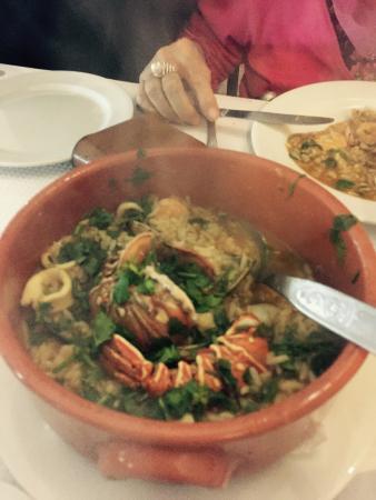 Restaurante Tavola: Arroz de Marisco