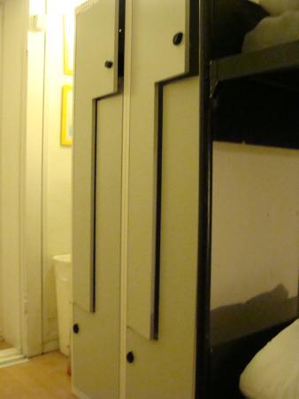 Hotel Jorgensen: Номер