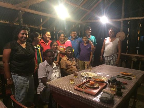 Sigiri Queens Rest Guest House: familly