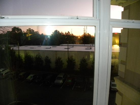 Country Inn & Suites by Radisson, Athens, GA: view from rm 403