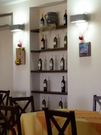Sirignano Wine Resort: All'interno della ristorazione