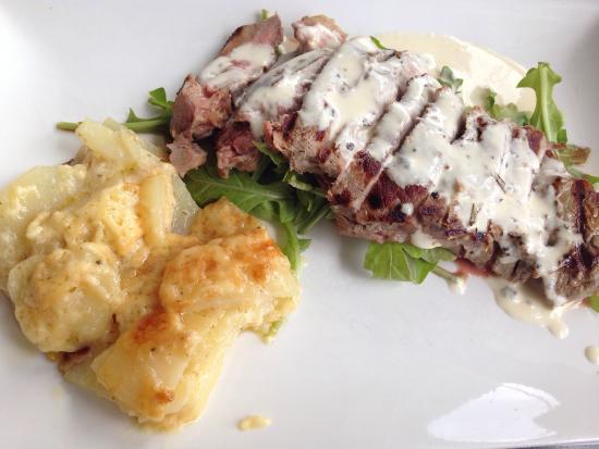Estate 807: Sirloin steak