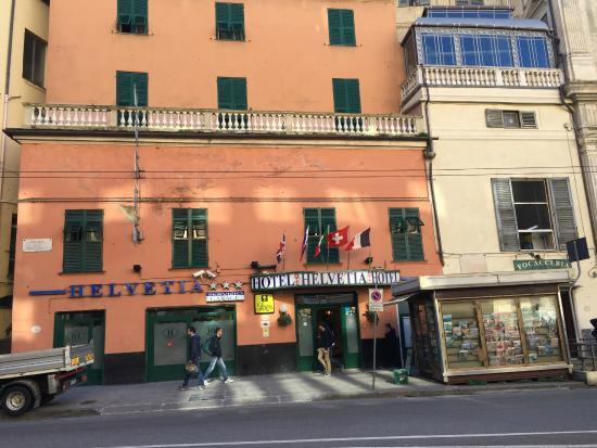 Photo of Hotel Helvetia Genoa