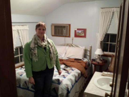 Die Heimat Country Inn: Room 13