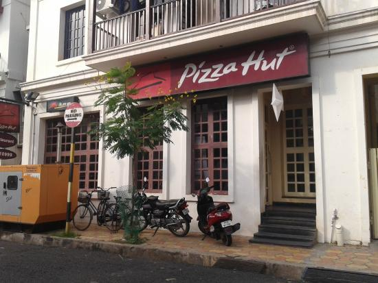 Pizza Hut Pondicherry Restaurant Reviews Photos Tripadvisor