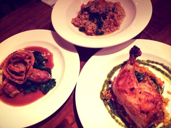Cafe du Soleil: Wood roast chicken