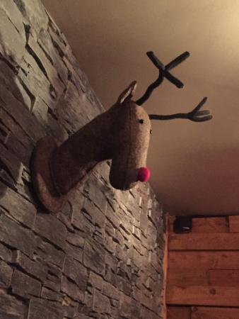 Christmas Reindeer at the Angel Inn - Dec 14