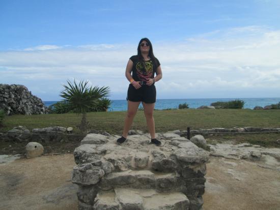 Tulum Underwater: La reina de la casa