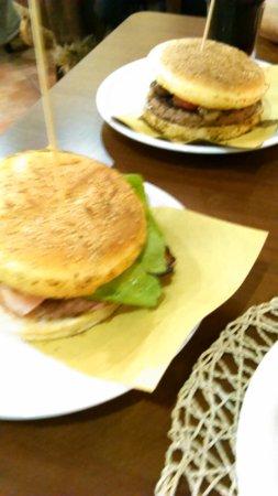 Il Tarabacco: hamburgers