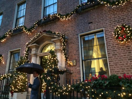Merrion Hotel Spa Reviews