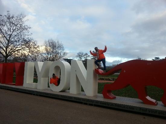 Lyon Bike Tour : Fun in the Park