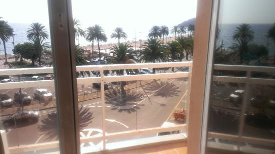 Vue Mer Picture Of Hotel Rosamar Spa Lloret De Mar Tripadvisor