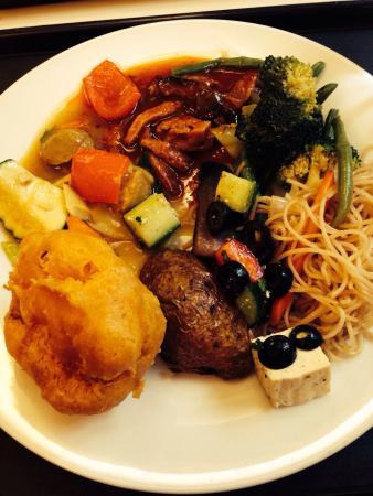 Loving Hut: The best vegan food I've ever had!