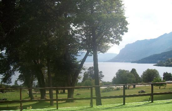 Casa del Lago Resort: Vista del Lago Gutierrez