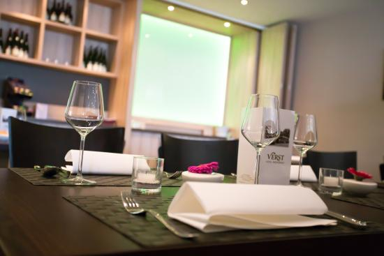 Hotel Restaurant Verst