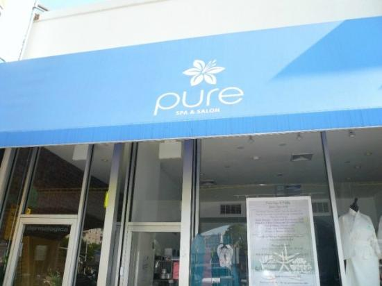 ‪‪Sunnyside‬, نيويورك: Pure Spa & Salon‬